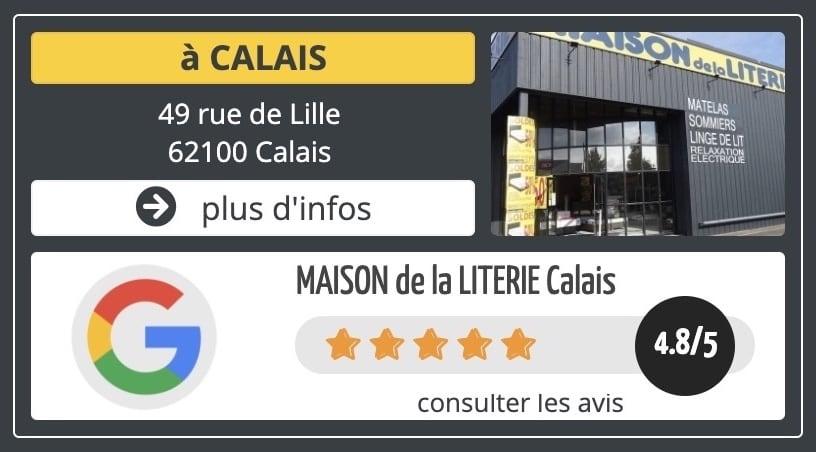 Maison de la Literie Calais