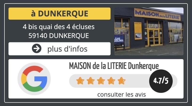 Maison de la Literie Dunkerque