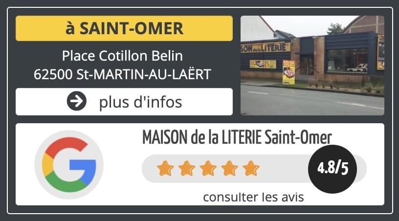 Maison de la Literie Saint-Omer